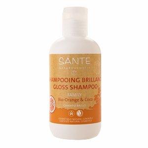 Gloss Shampoo Orange & Coconut (200ml) Brand: Sante Cosmetics