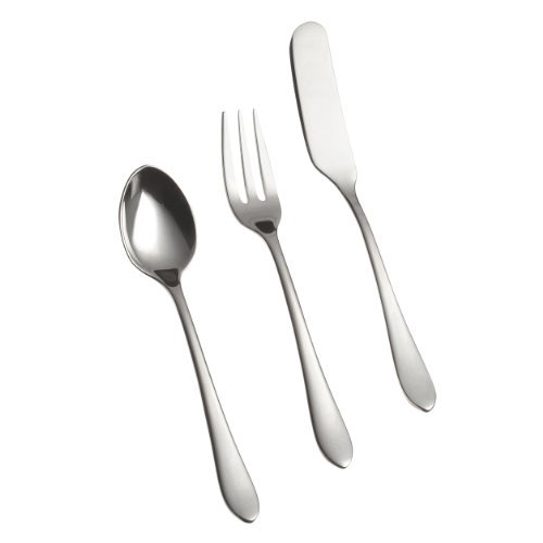 Ginkgo International Linden 12-Piece Stainless Steel Accessory Set by Ginkgo International - Linden 12 Piece