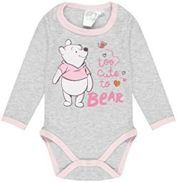 Disneybaby Winnie Pooh babybody voor meisjes