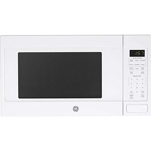 GE JES1657DMWW Microwave Oven