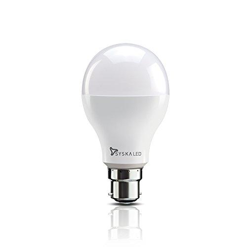 Syska B22 15 Watt LED Bulb  Cool Day Light