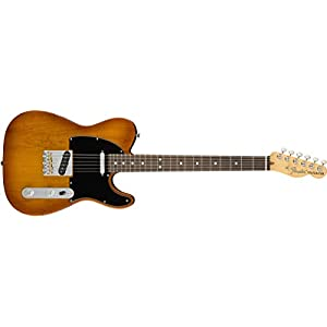 Fender American Performer Telecaster, Honey Burst, Rosewood