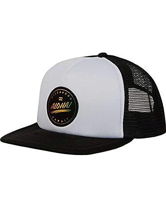 Amazon.com  Billabong Men s Aloha Trucker Hat White One Size  Clothing 0c99915f27f