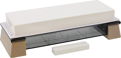 Suehiro CERAX soaking whetstone Ceramic sharpening stone 8.07 x 2.87 x 1.14 CERAX 1010 Medium #1000