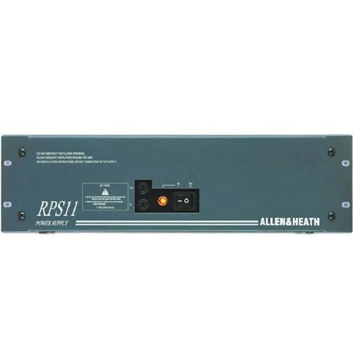 - Allen & Heath RPS11 Power Supply, for Allen & Heath ML3000, GL4800, GL3800, GL2800, GL2400-40
