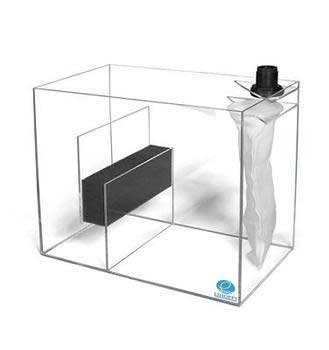 Eshopps AEO14000 Reef Sumps Rs-75 for Aquarium Tanks (Systems Acrylic Filtration Sump)