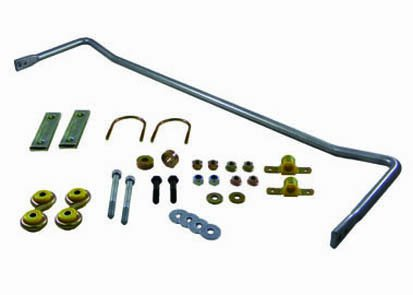 - Whiteline 05+ Toyota Yaris Rear 22mm Heavy Duty Adjustable Swaybar (btr86z)