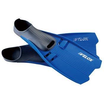 IST Velox snorkeling fins - Blue, XL