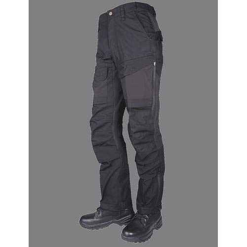 Tru-Spec Men's 24-7 Xpedition Pants, Black, W: 32 Large: ()