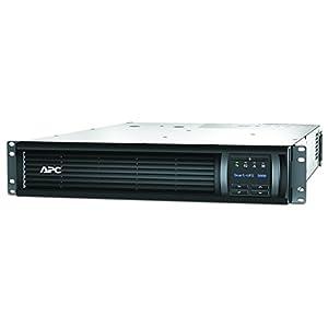 APC 3000VA Smart-UPS with SmartConnect, Pure Sinewave UPS Battery Backup, Line Interactive, 120V Uninterruptible Power Supply, Rackmount UPS (SMT3000RM2UC)