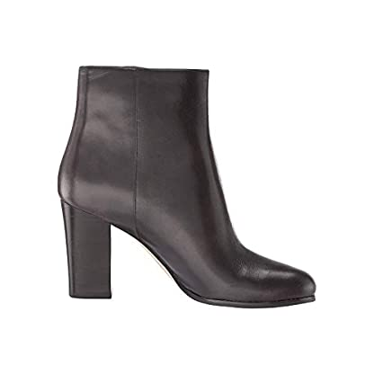 Michael Kors Women's Shoes Ankle Boots Margaret Bootie 40F8MGHE7L BlkBrown New 2