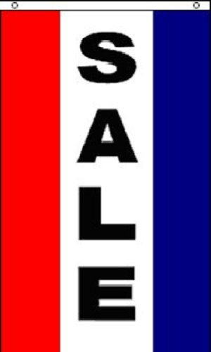 SALE Flag Business Advertising Banner Vertical Sign Store Pennant 3x5 Foot New