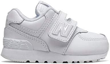 Zapatillas de Niño New Balance IV574ERM Blanco 27 Blanco: Amazon.es: Zapatos y complementos