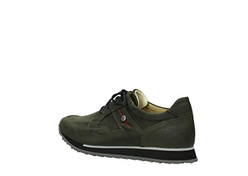 05800 Confort Wolky Green walk 20730 nbsp;e Forest Formadores Leather Stretch F6gwgAqx
