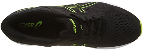Asics 6 1000 Running safety Uomo Yellow Gt black Nero Scarpe 9007 black rqwrUaC