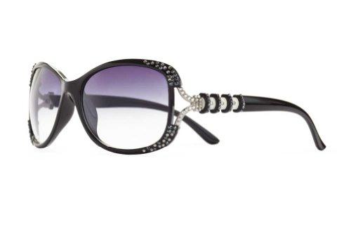 Jimmy Crystal New York Women's Luxe Sunglasses - Swarovski Crystal Eyewear