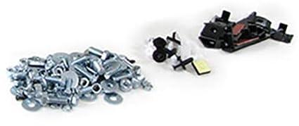 Carparts-Online 22332 Alu Flankenschutz OE Style Trittbretter mit ABE !!