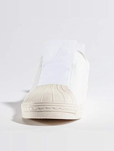 Slipon Blanc Bw35 White ftwr White Femme Sneakers ftwr Basses Superstar off White Adidas W f6F0xEq1nw