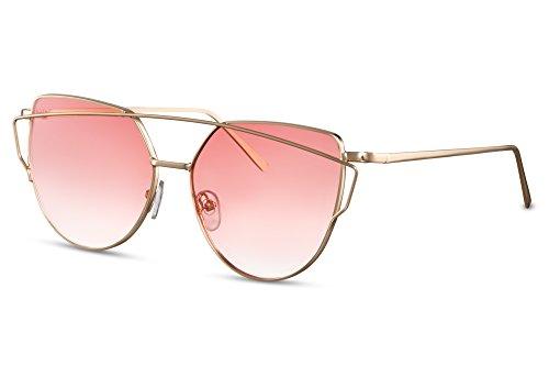 Diseñador Cheapass Gafas Metálicas UV 013 Ca Sol Mujeres Hombres De Retro Espejadas 400 n0gnr8H