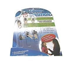 Zipper Solution, replaces any zipper slider instantly.