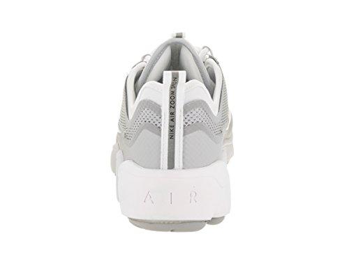 Nike Heren Zoom Sprdn Hardloopschoen Wit / Wit / Wolf / Grijs