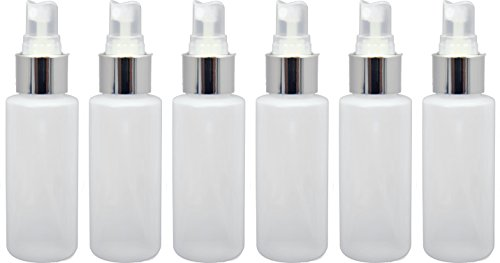 6-luxury-2-ounce-travel-bottles-with-silver-metallic-fine-mist-sprayer