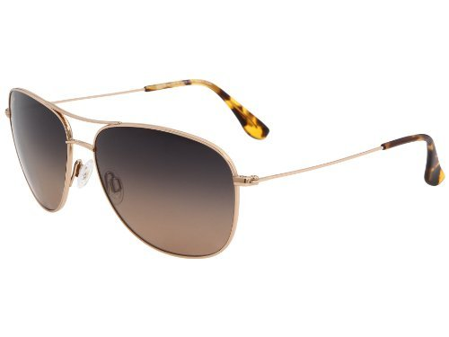 Maui Jim Cliff House HS247-16 Rootbeer /HCL Bronze Polarized - Jim Usa In Maui Made