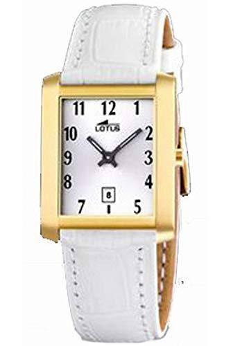 Lotus Ladies Womens Analog Quartz Watch with Leather Bracelet 15605/6