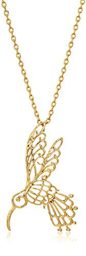 kate spade new york Mini Gold Pendant Necklace