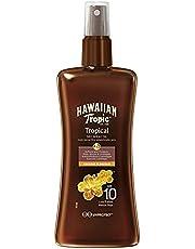 Hawaiian Tropic Protective Dry Spray Oil SPF 10, 200 ml, 1-pack (1 x 200 ml)