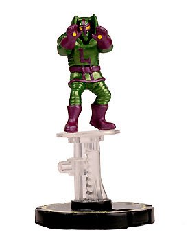HeroClix: Lex Corp Battlesuit # 16 (Rookie) - Cosmic Justice - Battlesuit Figures Set