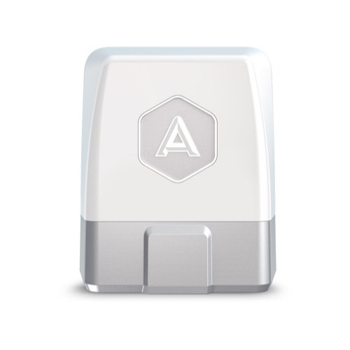 Automatic AUT-250C Lite Silver Bluetooth Connected Car Adapter