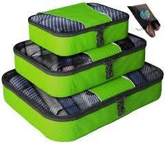Bingonia - Set de 4 organizadores de maletas - Bolsa para ...