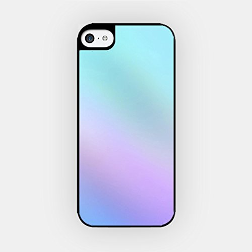 for iPhone 6/6S Plus - High Quality TPU Plastic Case - Ombre Color - Blue & - Iphone 6 Case Ombre Color