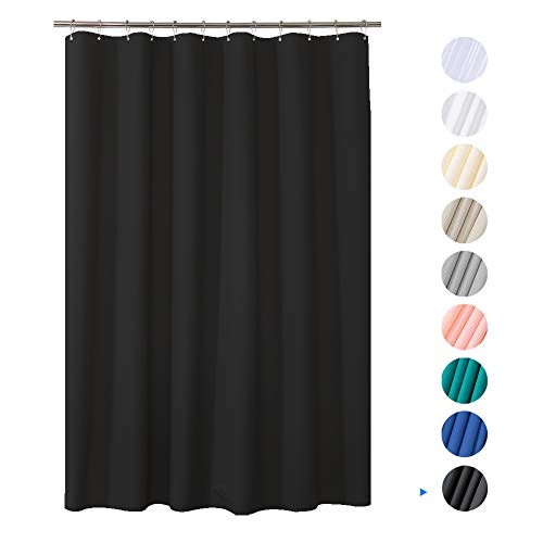 Amazer Shower Curtain, Thick Bathroom Shower Curtains No Smell with Grommet Holes