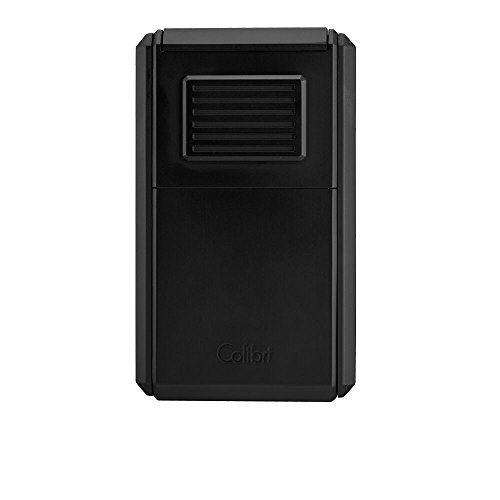 Colibri Astoria Triple Jet Lighter - Black