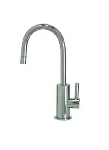 Mountain Plumbing MT1843-NL/PVDBRN Little Gourmet Cold Water Dispenser, Brushed (Mountain Faucet)