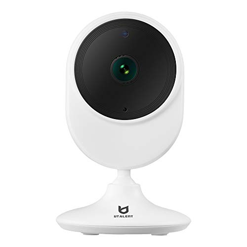 WiFi IP Camera, Utalent 1080P HD Wireless Indoor Home Security Surveillance Camera with Micro SD Recording, Two Way Audio, Night Vision, Motion Detection, Pet/Elder/Baby Monitor, Nanny Cam
