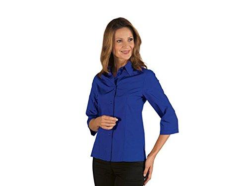 ATELIER DEL RICAMO - Camisa deportiva - para mujer azul royal