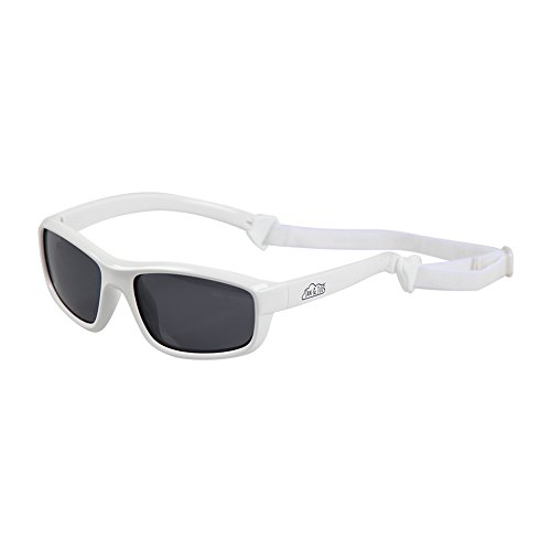 Jan & Jul Baby Toddler Polarized Sunglasses With Strap 100% UV Block (S: 0-3Y, - Baby Unbreakable Sunglasses