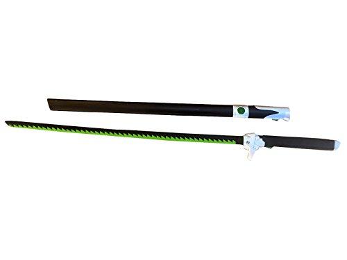 Innovative Concepts 41' Overwatch Genji Foam Sword with Scabbard (Green/Black)