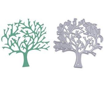 v_esafe Feuilles de Bricolage découpage Meurt pochoirs Album de Papier cartons modèle de Matrice (D)