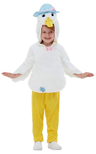 Girls Toddlers Official Peter Rabbit Jemima Puddle Duck World Book Day Fancy Dress Costume Outfit 1-6 Yrs -