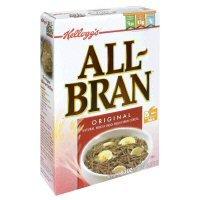 Kellogg's All Bran, Original 18.3 Ounce Box ()