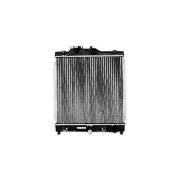 TYC 2273 Honda Civic 1-Row Plastic Aluminum Replacement Radiator