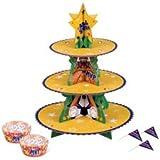 Wilton Sports Cupcake Stand Kit