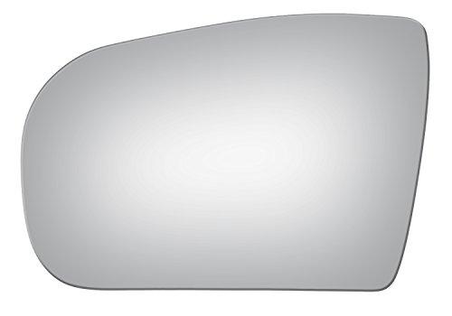 Burco 4070 Flat Driver Side Power Replacement Mirror Glass for Mercedes-Benz E320, E430, E55 AMG (2000, 2001, 2002, 2003)