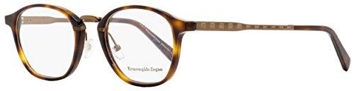 Used, Ermenegildo Zegna EZ5101 Eyeglass Frames - Dark Havana for sale  Delivered anywhere in USA