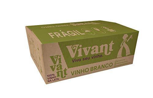 Unidades Branco Vivant Wines Chardonnay