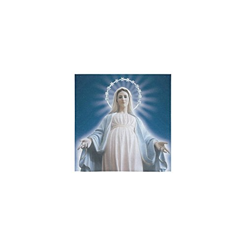 Christmas/Thanksgiving Day Towels Vingin Mary Cathlioc Catholic Church Gift Thin Soft Towel(One Side)(13x13inches) by Virgin Marry Towel
